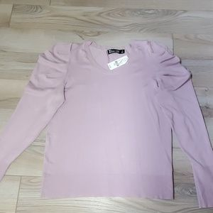 Lavander New York & Company Sweater